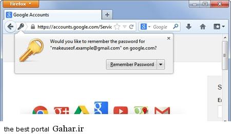 co2635 خطرات ذخیره رمز عبور در مرورگرهای اینترنتی