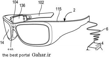 hhc2184 اختراع عینک برای خواندن احساس افراد