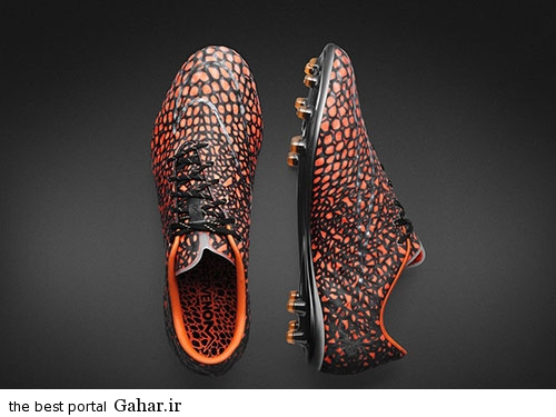 hypervenom 2 مدل جدید کفش ورزشی نایک با قابلیت تغییر رنگ