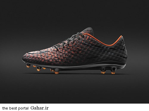 hypervenom 3 مدل جدید کفش ورزشی نایک با قابلیت تغییر رنگ