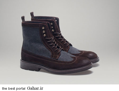 mo16872 جدیدترین مدل های کفش کتانی مردانه 2015