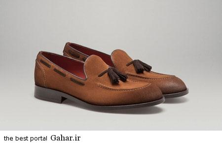mo16877 جدیدترین مدل های کفش کتانی مردانه 2015