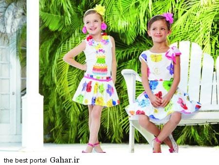 mo18950 مدل لباس دخترانه (دختر بچه) برندهای معروف