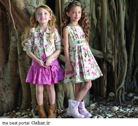 mo18951 مدل لباس دخترانه (دختر بچه) برندهای معروف