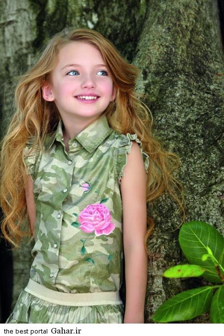 mo18953 مدل لباس دخترانه (دختر بچه) برندهای معروف