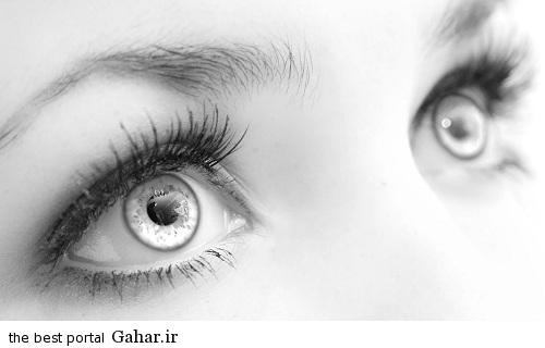 داشتن چشم های زیبا بدون آرایش کردن