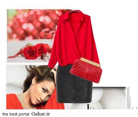 6 1 جدیدترین مدل های لباس بهاری به سبک جنیفر لوپز