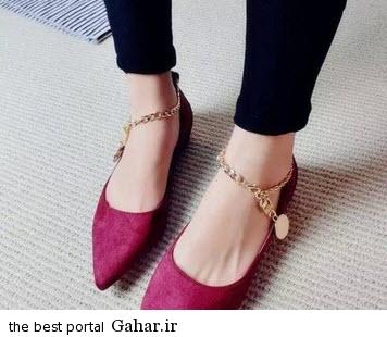 6 18 2015 6 21 29 PM مدل های جدید کفش مجلسی 2015