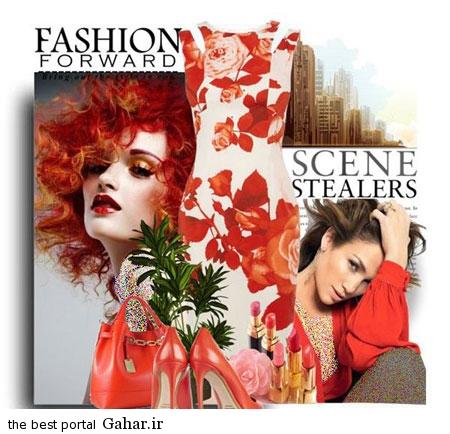6 2 جدیدترین مدل های لباس بهاری به سبک جنیفر لوپز
