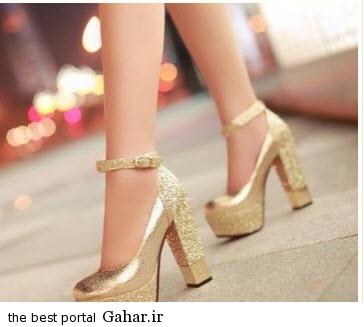 6 20 2015 4 37 02 PM مدل های جدید کفش نامزدی 2015