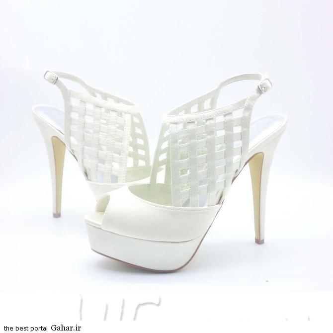 7 111 مدلهای جدید کفش عروس 2015