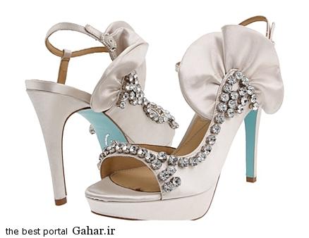 7 52 مدلهای جدید کفش عروس 2015
