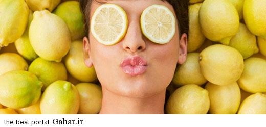 Lemon تاثیرات مفید لیمو بر زیبایی