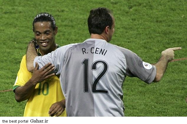 Rogério Ceni 2 برترین دروازه بان گلزن فوتبال در جهان
