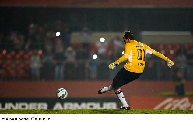 Rogério Ceni 5 برترین دروازه بان گلزن فوتبال در جهان