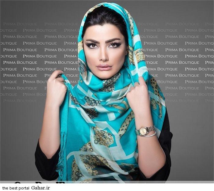 Shaal Summer94 www OverDoz IR 1 جدیدترین مدل های شال 2015