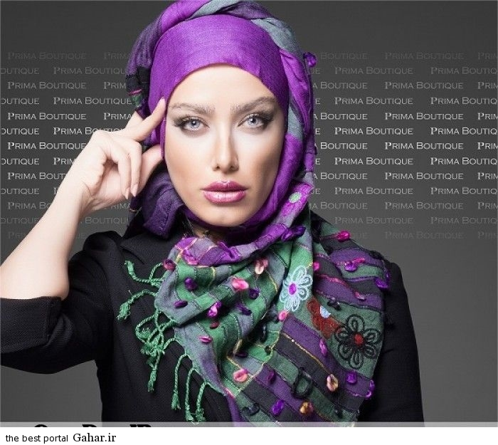 Shaal Summer94 www OverDoz IR 21 جدیدترین مدل های شال 2015