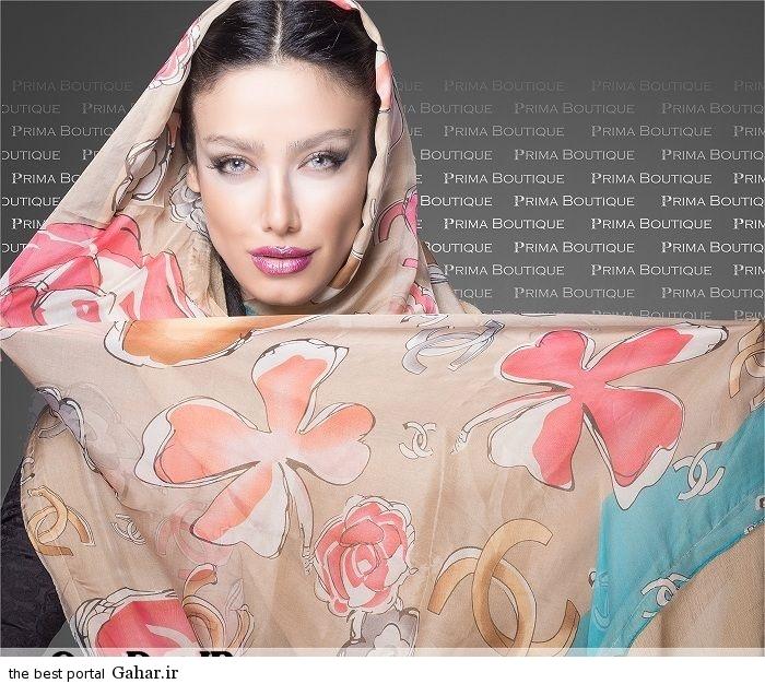 Shaal Summer94 www OverDoz IR 22 جدیدترین مدل های شال 2015