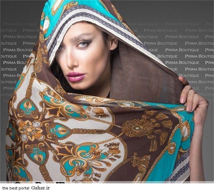 Shaal Summer94 www OverDoz IR 3 جدیدترین مدل های شال 2015