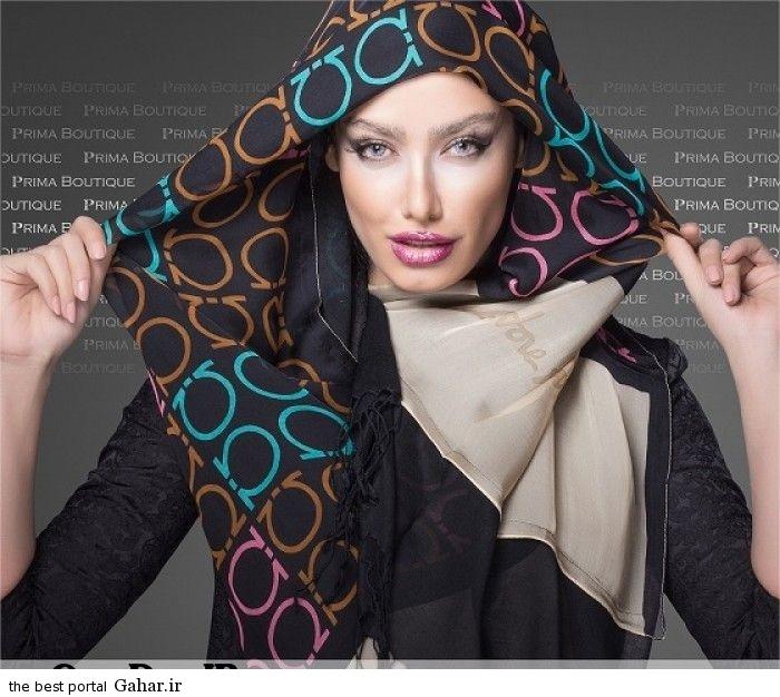 Shaal Summer94 www OverDoz IR 5 جدیدترین مدل های شال 2015