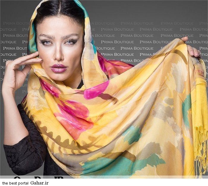 Shaal Summer94 www OverDoz IR 7 جدیدترین مدل های شال 2015