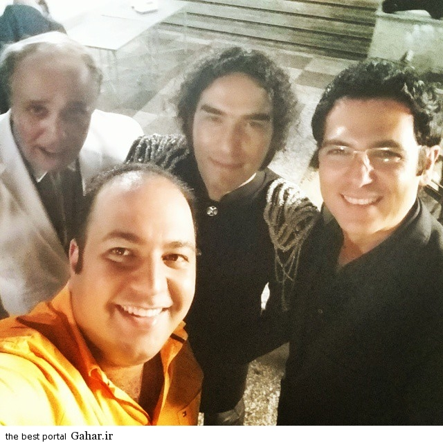 jashn hafez 94 1 عکسهای بازیگران در حاشیه پانزدهمین جشن حافظ