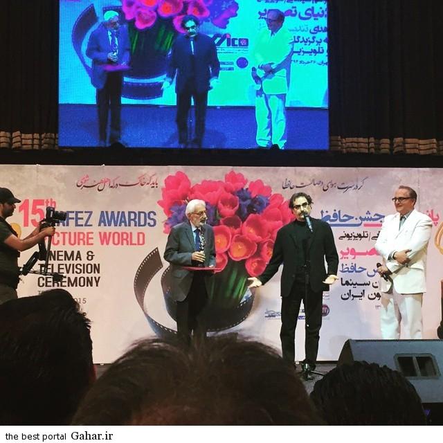 jashn hafez 94 2 عکسهای بازیگران در حاشیه پانزدهمین جشن حافظ