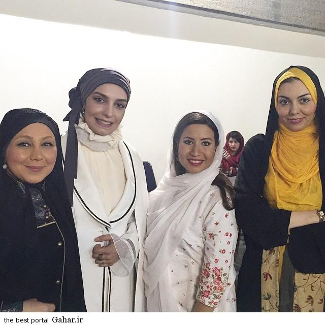 jashn hafez 94 5 عکسهای بازیگران در حاشیه پانزدهمین جشن حافظ