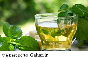 mint tea 11 روش های خانگی از بین بردن موهای زائد