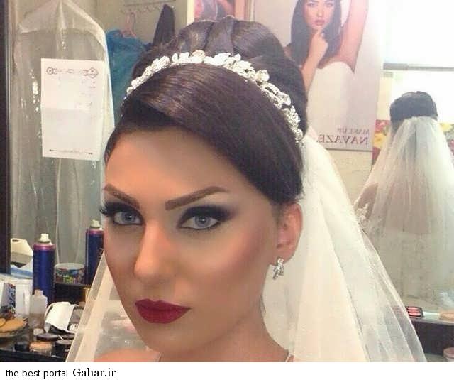 مدل خوشکل آرایش عروس ایرانی 2015-shir1mod.ir (10)