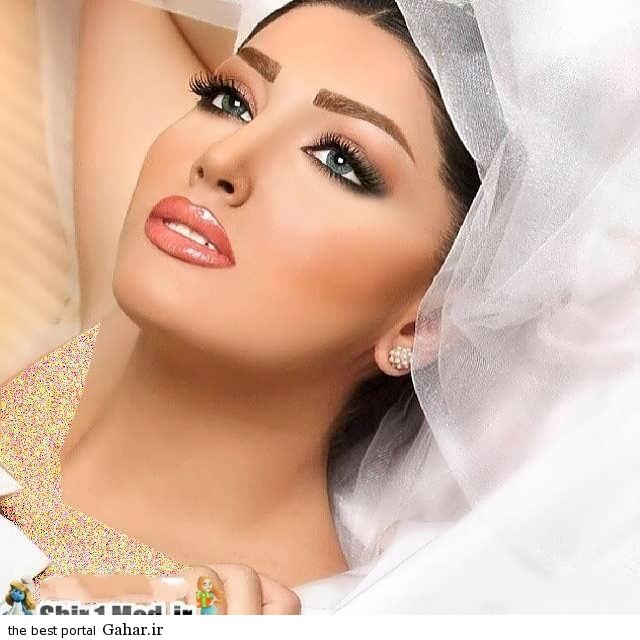 مدل خوشکل آرایش عروس ایرانی 2015-shir1mod.ir (2)