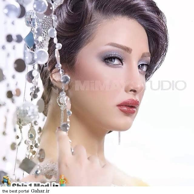 مدل خوشکل آرایش عروس ایرانی 2015-shir1mod.ir (6)