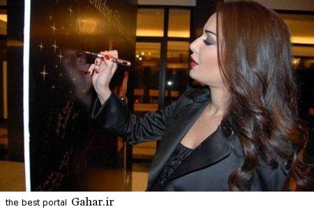 189300 hhe2077 cyrine abdelnour سیرین عبدالنور زیباترین خواننده لبنانی / عکس
