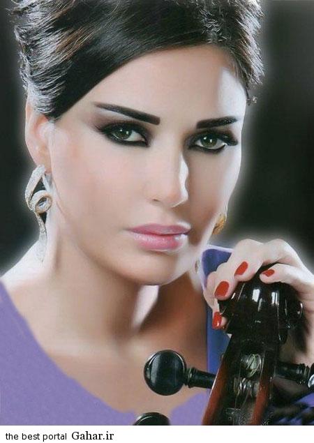 189300 hhe2083 cyrine abdelnour سیرین عبدالنور زیباترین خواننده لبنانی / عکس