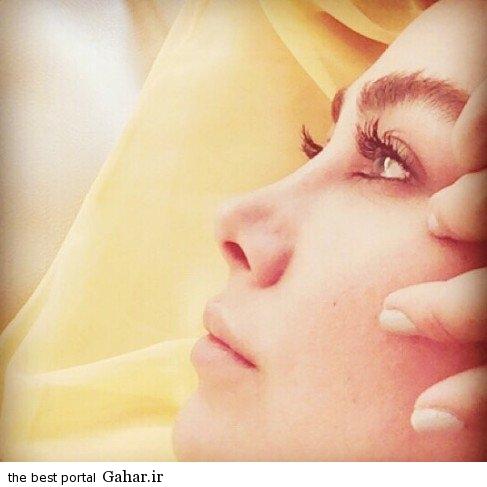 27 عکس جدید آنا نعمتی و دلنوشته زیبایش در مورد خداوند