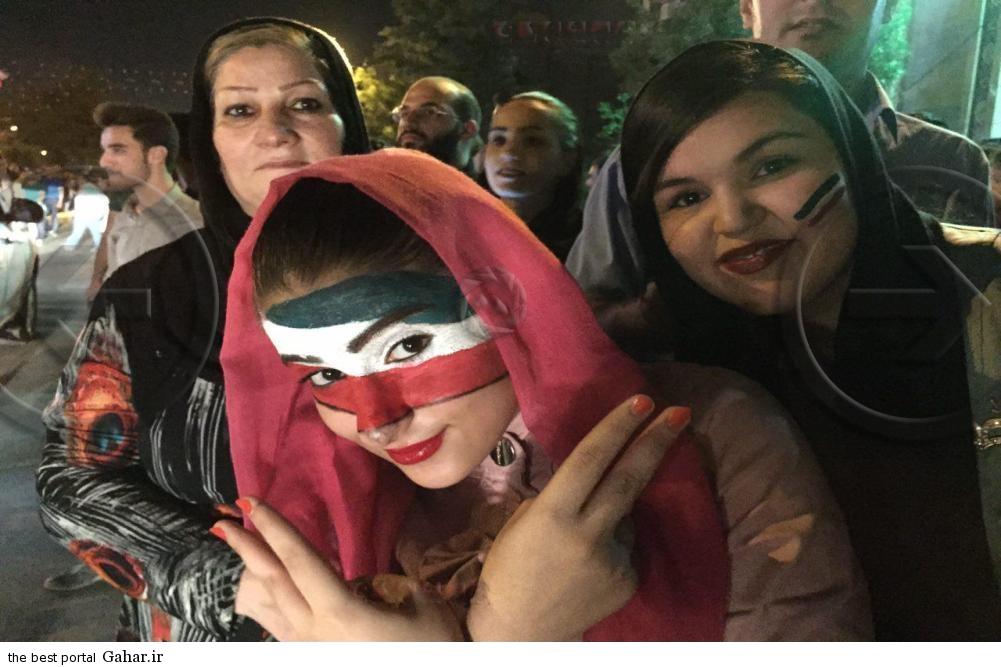 عکسهای جشن هسته ای مردم ایران سری 2