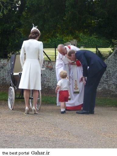 579281 625 عکس های مراسم غسل تعمید پرنسس شارلوت