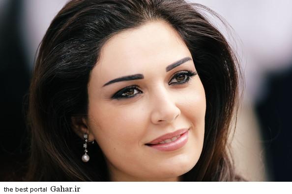 Cyrine Abdelnour 2 سیرین عبدالنور زیباترین خواننده لبنانی / عکس