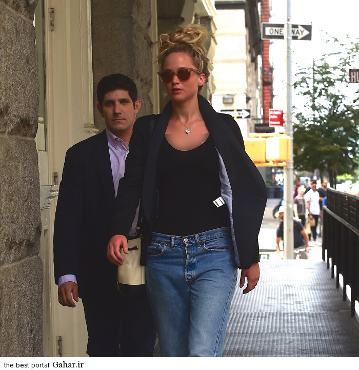 Jennifer Lawrence 21 عکس های جدید جنیفر لارنس در نیویورک