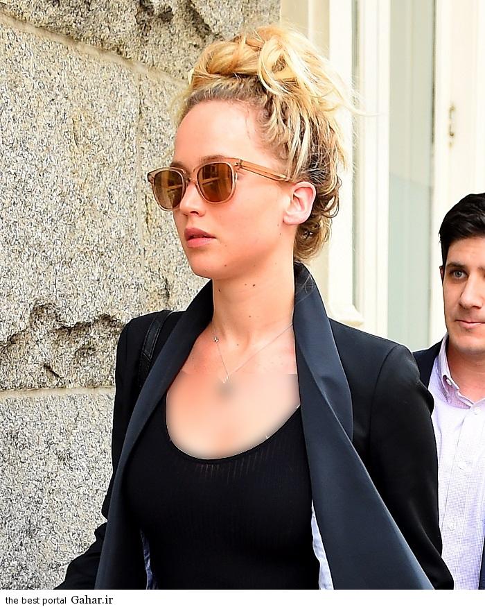 Jennifer Lawrence 61 عکس های جدید جنیفر لارنس در نیویورک