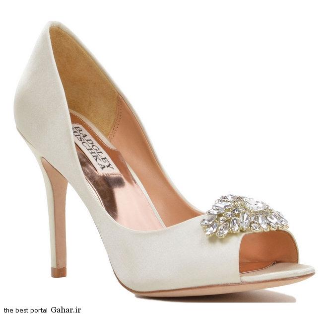 Lavender   01364.1407952354.1280.1280 جدیدترین مدل های کفش عروس 2015