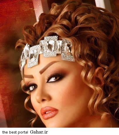 artro.ir 313 8 جدیدترین مدل های آرایش عروس 2015 (1)