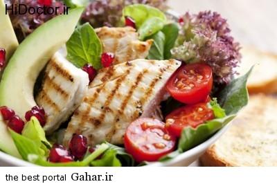 food لاغر شدن سریع با 6 وعده غذایی در روز