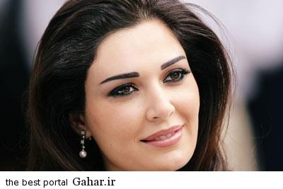 hhe1198 سیرین عبدالنور زیباترین خواننده لبنانی / عکس