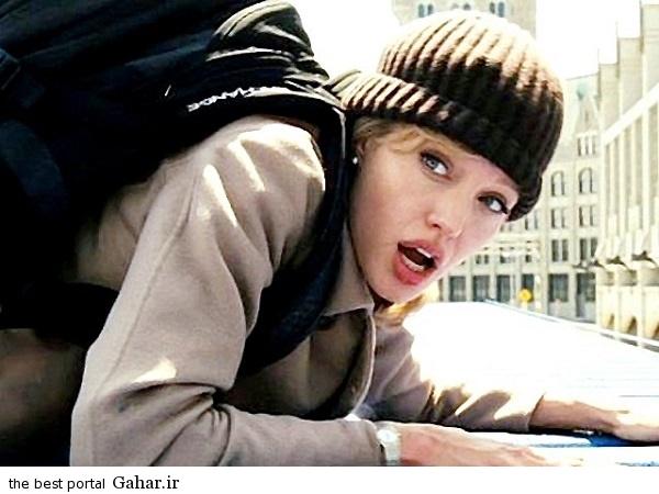 71 سیر تغییر و تحول چهره آنجلینا جولی