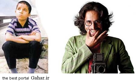 fa6 176 بازیگران کودک و نوجوان دیروز و جوانان امروز + عکس
