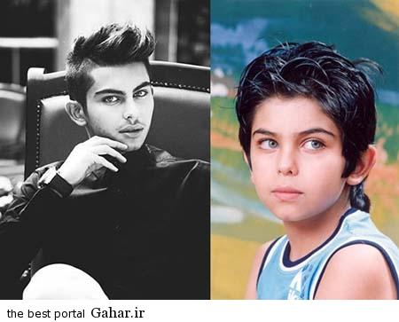 fa6 183 بازیگران کودک و نوجوان دیروز و جوانان امروز + عکس
