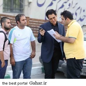 24 عکس های جدید محمدرضا گلزار در فیلم خشکسالی و دروغ