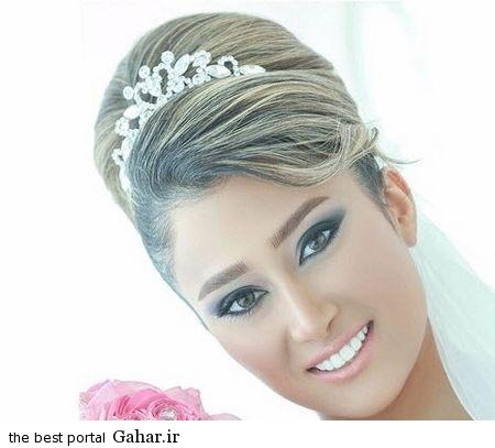 27 جدیدترین مدل های آرایش عروس سال 2015