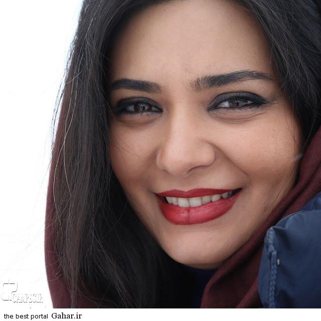 سری ۲ عکسهای بدحجاب یا بدون حجاب بازیگران ایرانی ۱۳